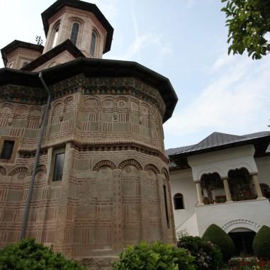 Biserica Nașterea Maicii Domnului și Palatul Brâncovenesc