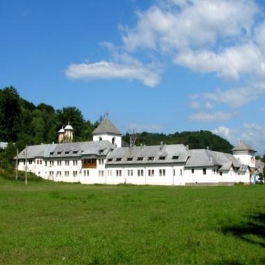 Mănăstirea Dintr-un Lemn, vedere de ansamblu